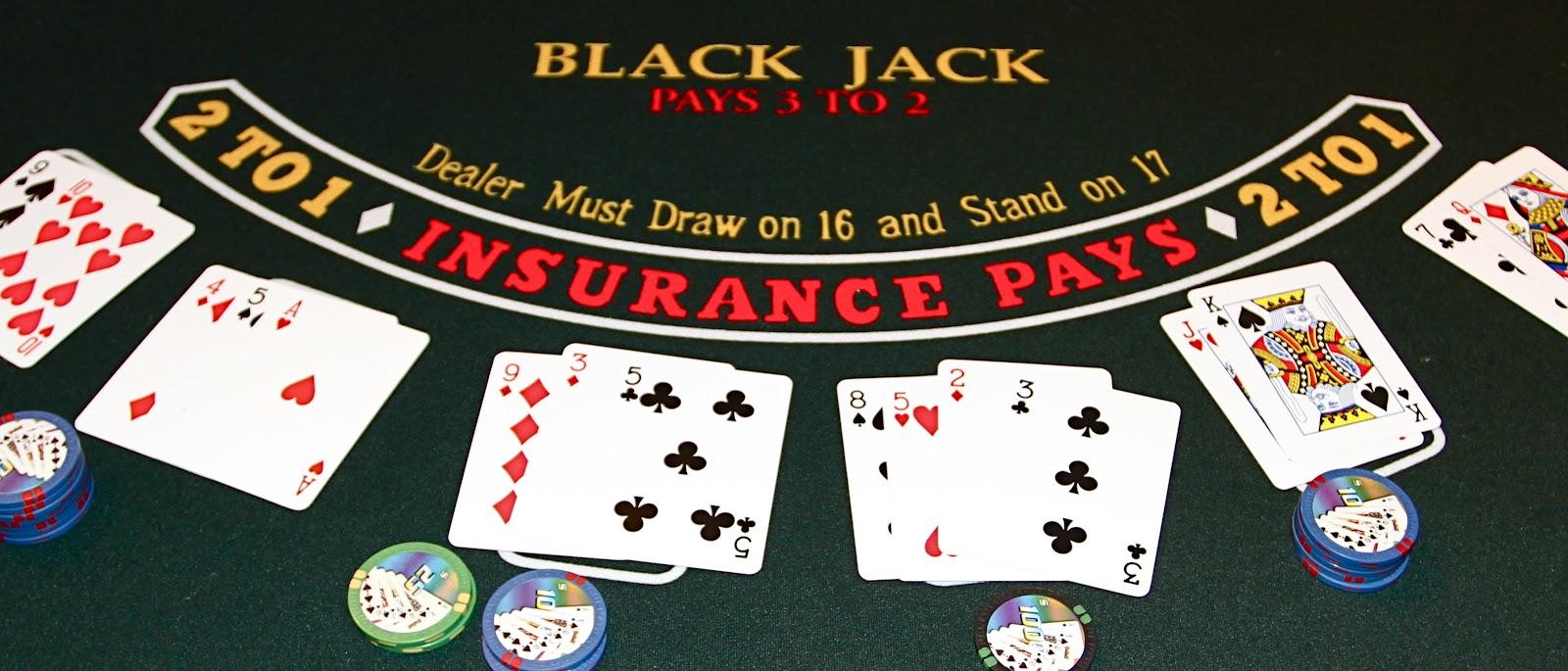 Blackjack : jouer gratuitement pour plus de fun