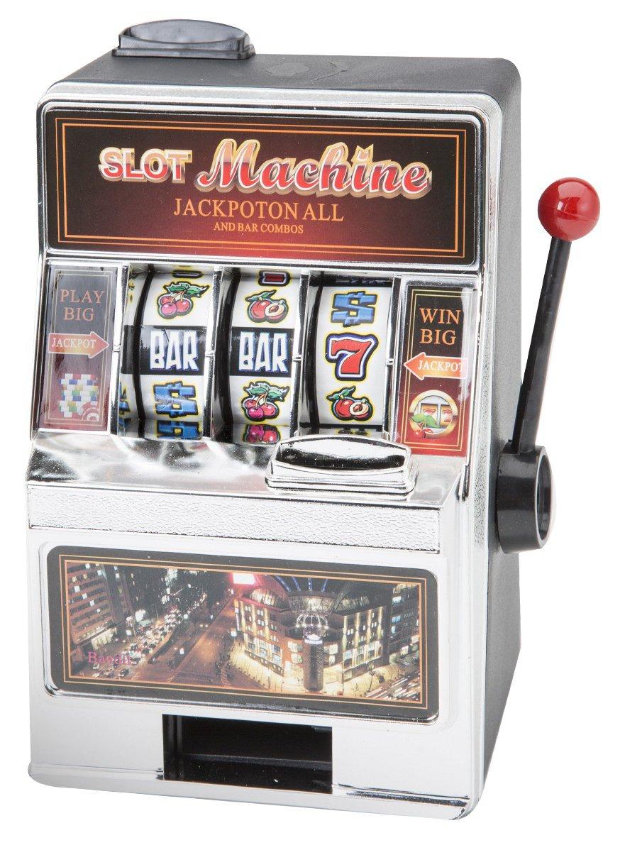 Machines a sous : se passionner pour un jeu centenaire